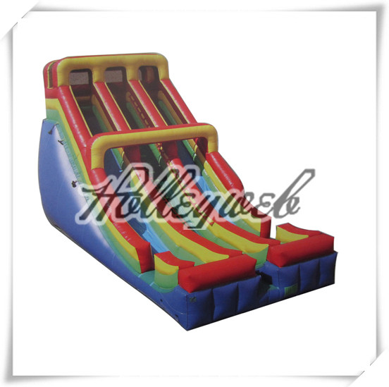 Inflatable Everest Slide: Hot Sale Giant Inflatable Slide With Everest Height For