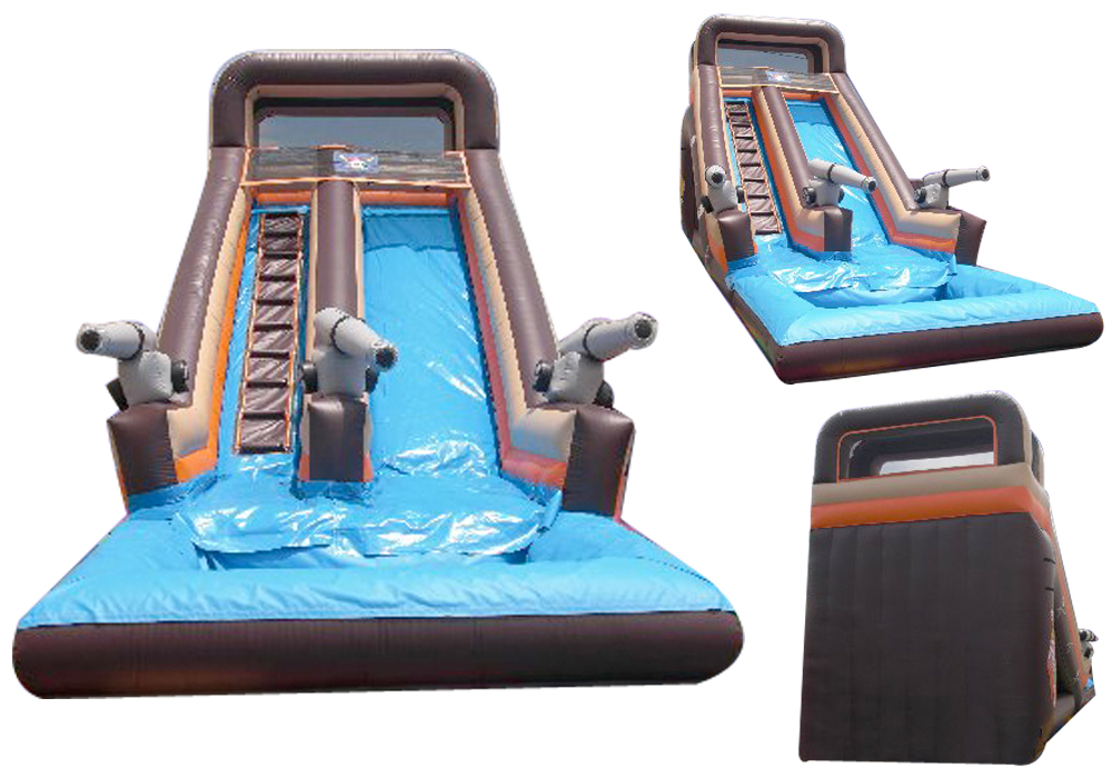 Coolest Inflatable Water Slides