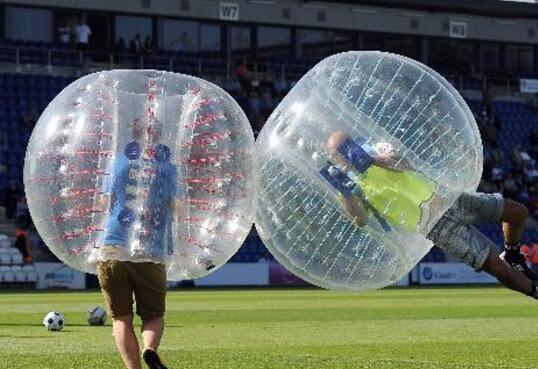 Bubble football soccer holleyweb com