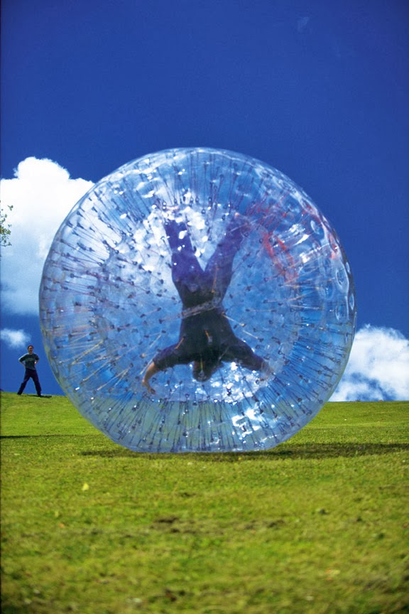 Free Walking Zorb Ball