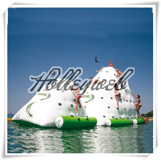 Commercial Inflatable Iceberg,Inflatable Water Park,Water Climbing Inflatable Mountain