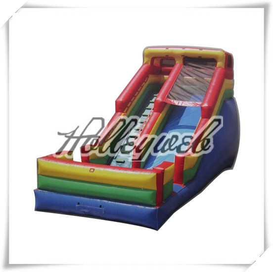 Inflatable Giant Slide: Giant Inflatable Water Slide For Adult Giant Inflatable