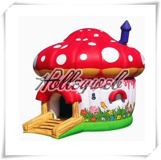 Mushroom Princess Inflatable Bouncer Inflatable Sport Combo