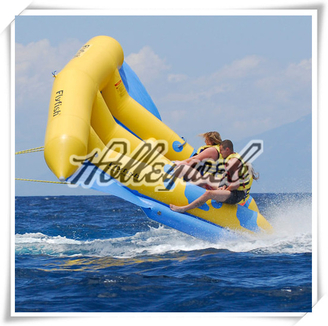 Inflatable Flying Fish Towable For Adult /Flying Fish Ride