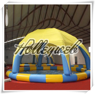 CE certificate PVC Tarpaulin Giant Inflatable Pool