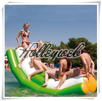 High Standard Inflateble Totter For Water Park Water Sports