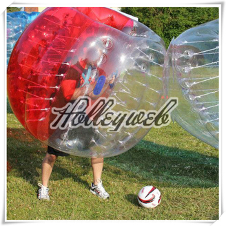 Bumper Ball Body Zorbing Bubble Football Equipment Ball Bubble Soccer Ball