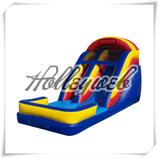 Inflatable Giant Slide: Giant Slides Inflatables Double Drop Falls Inflatable