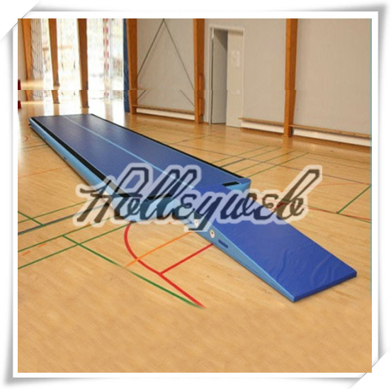 Inflatable GYM Airtrick Air Track With Tumble Track