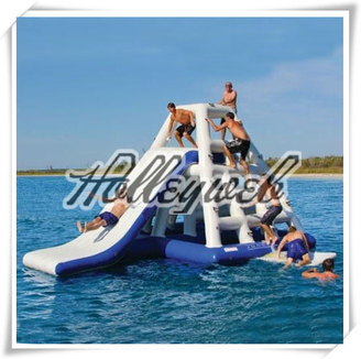 Inflatable Aqua Water Slide Toys Funny Titanic Water Slide 2014 New For Sale PVC