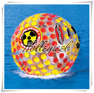 Sports Stuff Nuclear Globe Walk On Water Inflatable Ball Zorb Ball For Sale