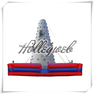Durable Climbing,Inflatable Wall, Kids Inflatable Climbing Wall