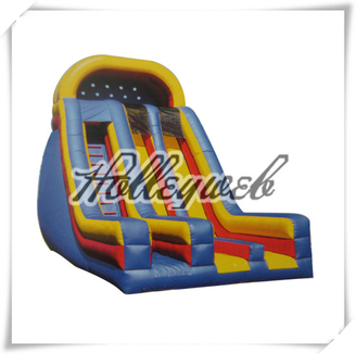 Hot Sale Giant Inflatable Slide With Everest Height For Sale