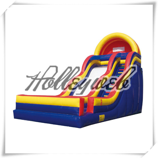 Inflatable Water Slides Naples Fl: Attractive Beach Water Inflatable Slides [SD_08]