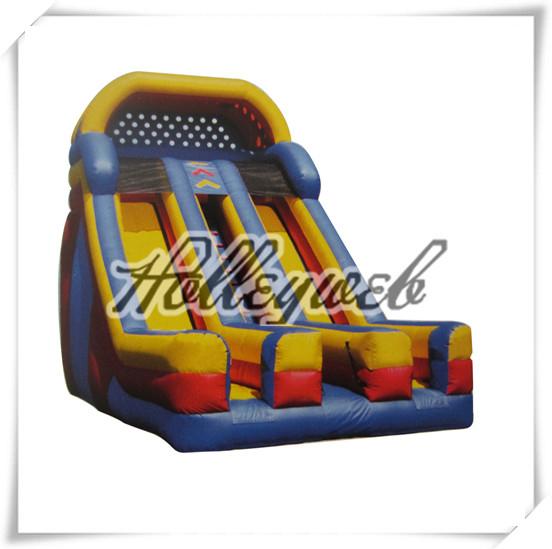 Inflatable Inground Pool Slide newest inflatable pool slides for inground pools/inflatable slide