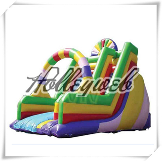 Water Inflatable Slide Customized From Terminal Manufacturer