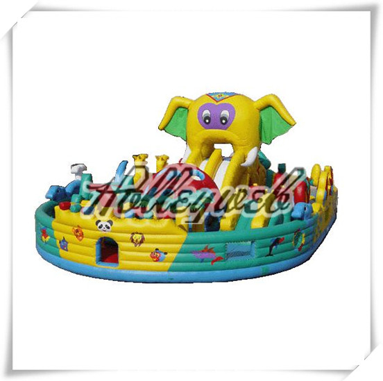 Commercial Inflatable Fun City,Big Inflatable Games,Inflatable Toys For Sale