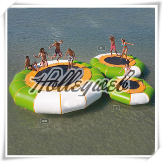 Inflatable Water Trampoline/Water Bouncer