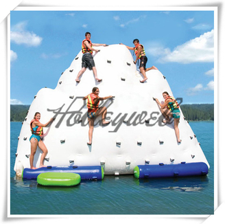 Inflatable Icebergs Inflatable Water Park Water Climbing Inflatable Mountain Inflatable Water Game Commercial Use For Sale