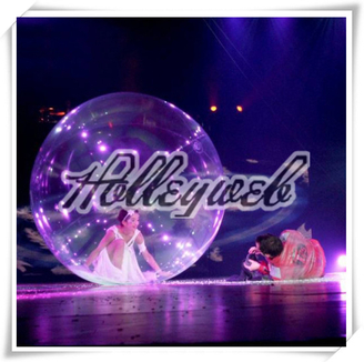 Transparent Inflatable Dance Ball Show Ball