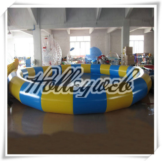 Summer Inflatable Swimming Pool Double Layers Inflatable Pool