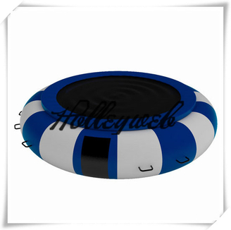 Excellent Inflatable Water Trampoline Inflatable Water Bouncer Inflatable Water Floating Water Jumps For Sale