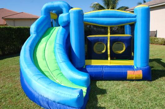 Holleyweb News - 50 Yard Commercial Grade Inflatable Slip ...