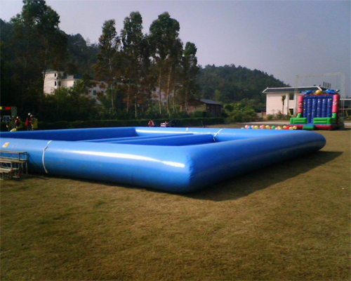 Inflatable pool repair