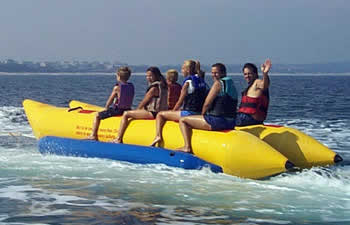 Holleyweb News Rounding The Corner For Lap Two Banana Boat Beach At Night Picture Of Panama City Florida Panhandle Rides