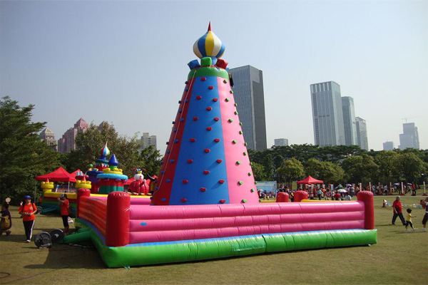 Inflatable Climbings