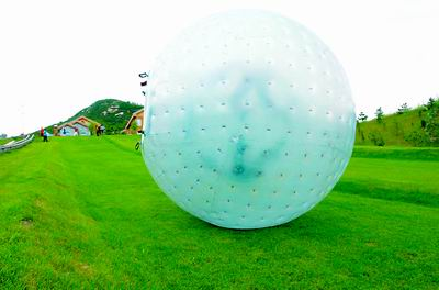 The Zorb Ball Events