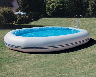 Characteristics Of Inflatable Pool & The Repair Instructions